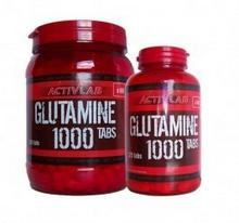 Activita Activlab L-Glutamina 1000 - 120 Tab