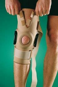 Antar Oppo Stabilizator kolana z zegarem policentrycznym 1036