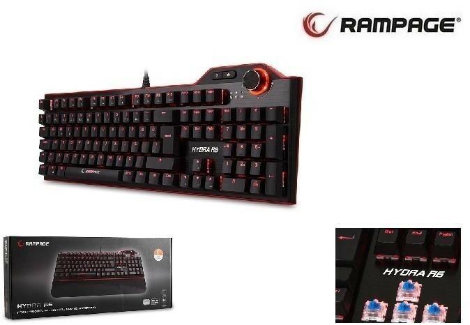 Rampage Hydra R6