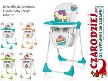 Baby Design Krzesełko do karmienia Cookie 2015 - kolor 05