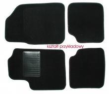 MotoHobby FORD Focus MK2 (2004-2011) -Ford Focus MK2 / 2 / II (2004 - 2011) - Komplet dywaników, MOTOLUX
