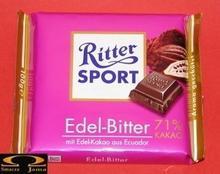 Ritter Sport Edel-Bitter 71% Kakao 100g
