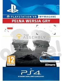 Sony The Assembly [kod aktywacyjny] Dostęp po opłaceniu zakupu