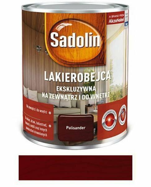 0f549e09281191 Sadolin Lakierobejca EKSKLUZYWNA-Orzech -0.25L 5128845 – ceny, dane ...