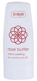 Ziaja Rose Butter peeling do ciała z mikrogranulkami 30+ 60 ml