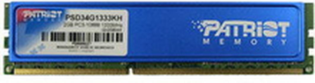 Patriot 4 GB PSD34G1333KH