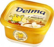 Delma Extra margaryna z Masłem o smaku prażonej cebulki 8718114771618