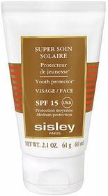 Sisley Super Soin Solaire Visage Protecteur de jeunesse SPF15+ krem do opalania 60ml