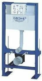 Grohe Rapid SL Do kompaktu WC ściennego ze spłuczką do WC 6 - 9 l 38586001