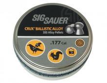Śrut Sig Sauer Crux 4,5 mm 300 szt. (AIR-AMMO-CRUX-AL-177-300)