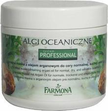 Farmona Algi oceaniczne, ekskluzywna maska z olejem arganowym 190g
