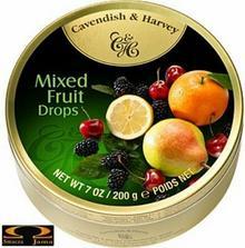 Cavendish & Harvey Landrynki Owocowy mix 637