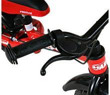 Arti Rowerek biegowy Speedy M Luxe Red Silver 44990