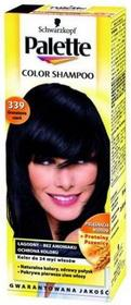 Schwarzkopf Palette Color Shampoo 339 Granatowa Czerń