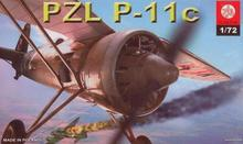 Plastyk PZL P11c 043