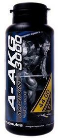 Vitalmax AAKG 3000 120kap