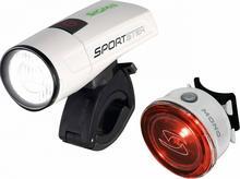 Sigma Zestaw lampek Sportster + Mono biały 331273