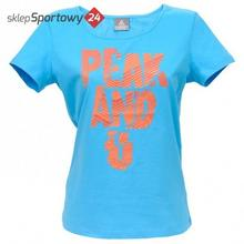 T-Shirt DAMSKA F652278 NIEB. /PEAK 63592-63596
