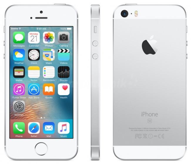 Apple iPhone SE 32GB Srebrny