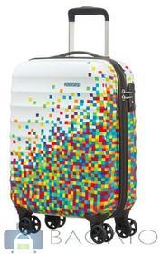 Samsonite walizka AT by PALM VALLEY Pixel Print kabinowa 4koła 32l