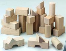 Haba Średni zestaw klocków drewnianych 1071