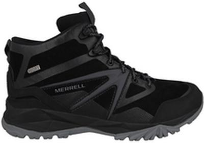 Merrell Capra Bolt Leather Mid WP J35803 czarny