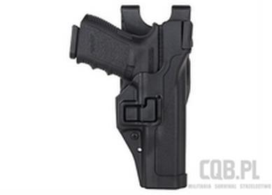 BLACKHAWKKabura Serpa Level 3 Holster Glock 17/19/22 44H100BK-R