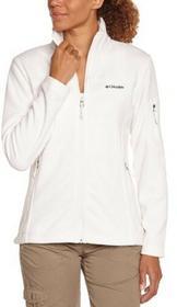 Columbia damska kurtka polarowa kurtka funkcyjna Fast Trek II Jacket, biały, S EL6081125S