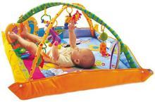 Tiny Love Plac zabaw Gimnastyka dla bobasa z pałąkami mata edukacyjna