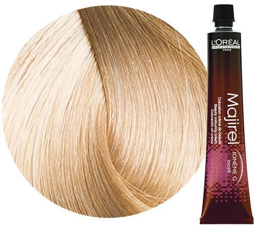 Loreal Majirel | Trwała farba do włosów kolor 10.31 bardzo bardzo jasny blond złocisto-popielaty 50ml