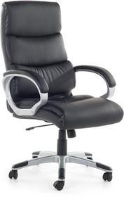 Krzesło biurowe czarne regulowana wysokość KING