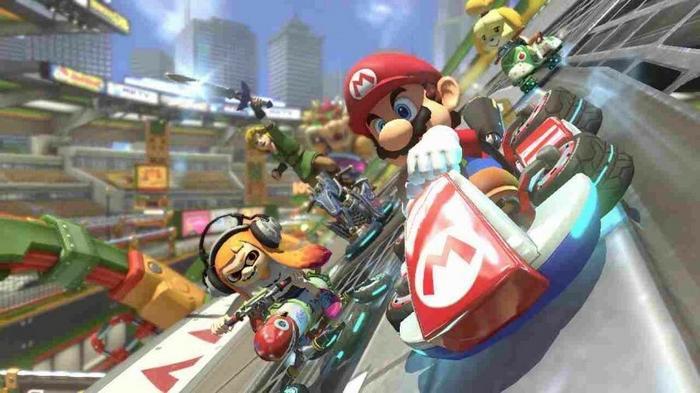 Mario Kart 8 Deluxe NSWITCH
