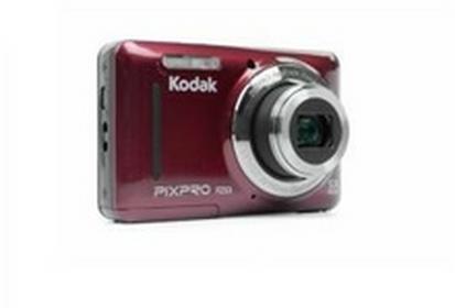 KodakFZ53 czerwony