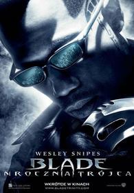 Blade mroczna trójca (Blade: Trinity) [DVD]