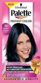 Schwarzkopf Palette Instant Color 20 Granatowa Czerń