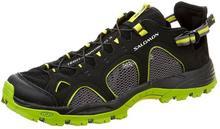 Salomon Techamphibian 3 L32804700 zielono-czarny