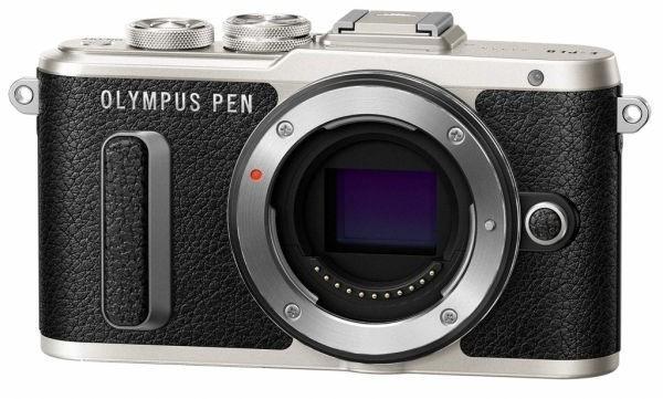 Olympus Pen E-PL8 body czarny