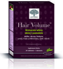 New Nordic Hair Volume 30 szt.