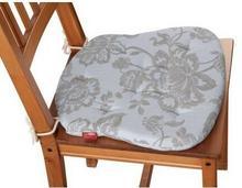 Dekoria Siedzisko na krzesło Filip na krzesło Rustica lniano-beżowe kwiaty