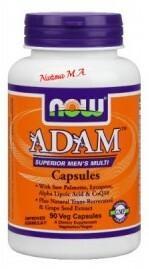 Now Foods ADAM 90 szt.