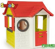 Smoby Domek ogrodowy My House dzwonek z dźwiękiem 810402