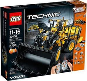 LEGO Technic - Koparka VOLVO L350F 2w1 42030