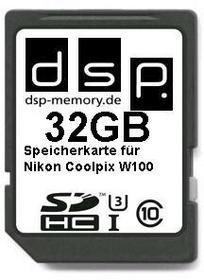 DSP Memory parent for Nikon Coolpix W100 Z-4051557438279