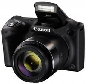 CanonPowerShot SX420 IS czarny