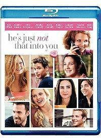 Kobiety Pragną Bardziej (Hes Just Not That Into You) [Blu-Ray]