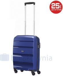 Samsonite AT by Mała walizka kabinowa AT BON AIR 59422 Granatowa - granatowy