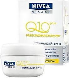 Nivea Visage Krem przeciwzmarszczkowy Q10 Plus 50ml