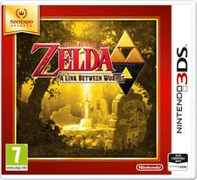 The Legend of Zelda A Link Between Worlds 3DS