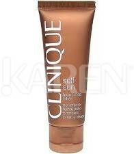 Clinique Self Sun Body Tinted Lotion samoopalacz do ciała Medium/Deep 125ml