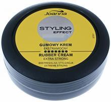 Joanna Styling Effect Gumowy krem do włosów Ekstremalna Stylizacja 80 g